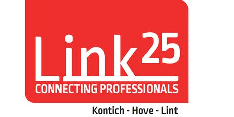 Link 25 event op woensdag 18 september 2019  tickets