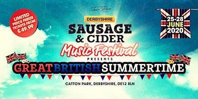 Derbyshire Sausage & Cider Music Festival 2020