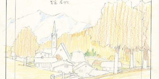 Heidi in Japan – Art Over Lunch in September [MEMBERS ONLY]