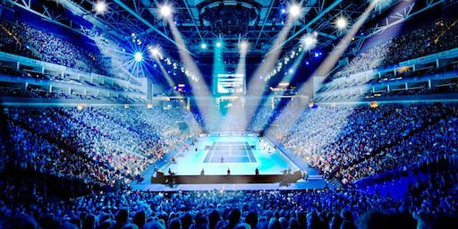 2019 Nitto ATP Finals - Official Hospitality Packages - The Finals