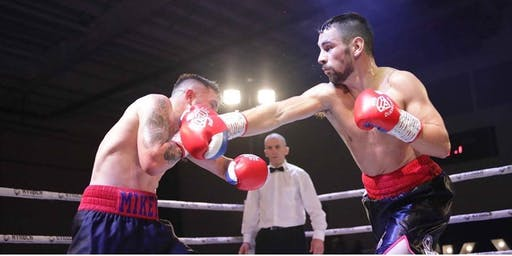 Thunder - Professional Boxing
