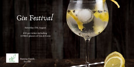 Gin Festival tickets