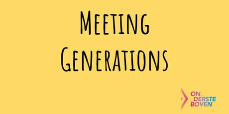 Meeting Generations tickets