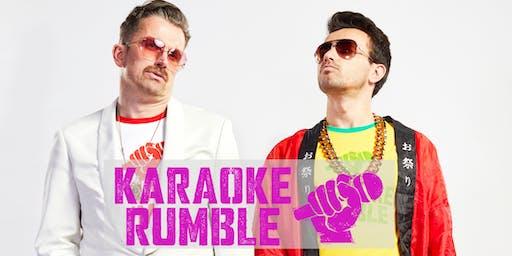 Karaoke Rumble - Peckham - CARNIVAL SPECIAL