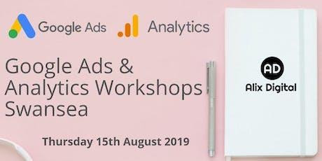 Google Ads & Google Analytics Workshop tickets