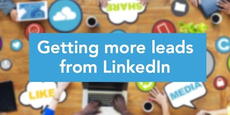 Getting leads from LinkedIn (Swindon) tickets