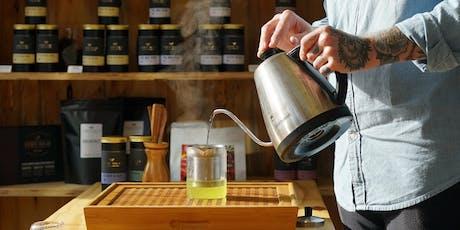 Tea Tasting Evening tickets