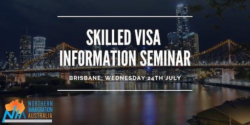 Skilled Visa Information Seminar (Brisbane)