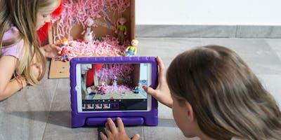 Einmaliger Ferienworkshop: Stop-Motion Filme drehen (8 bis 11 Jahre)