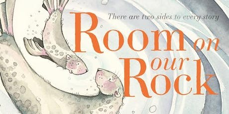 Room On Our Rock - Book Week Live Puppet Show  tickets