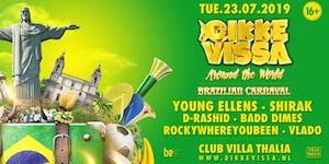 Dikke Vissa - Around The World - Brazilian Carnaval