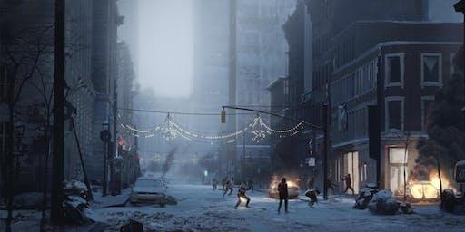 Workshop a Milano: Jeremy Paillotin – Concept Art for Film & Videogames
