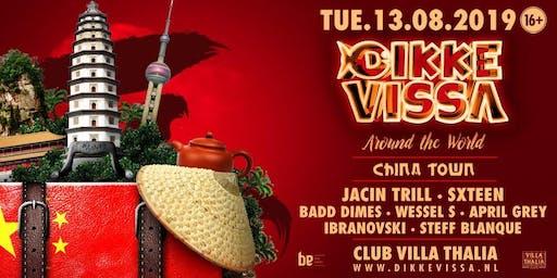 Dikke Vissa - Around The World - China Town