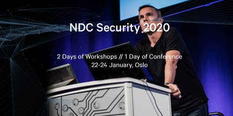 NDC Security 2020 tickets