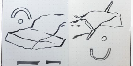 'The practice of drawing to let go of our idea of perfection' Workshop with Julio Fernandez tickets