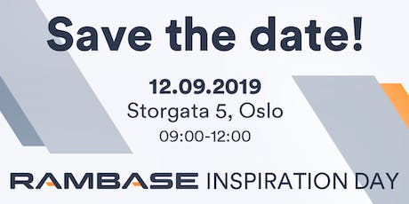 RamBase Inspiration Day tickets