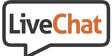 Kundenservice mit LiveChat & Chatbots | Digital-Quickie #1 | #diwodo19 Tickets