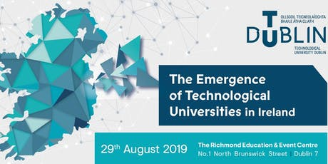 The Emergence of Technological Universities in Ireland tickets