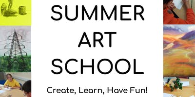 Children's Summer Art School: Both Weeks
