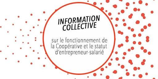 CAE CLARA - Réunion d'information collective du 23 Juillet