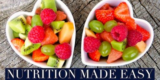 Foodie Workshop : Simple Snacks For a Busy Life- Online Webinar