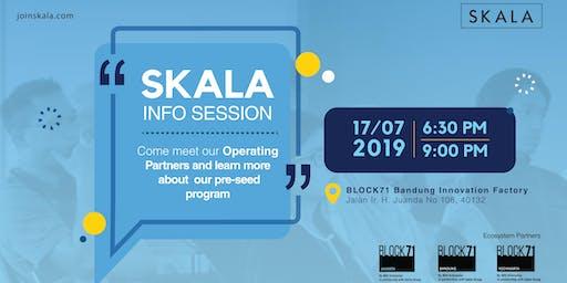 [Info Session] SKALA: Metrics-Driven and Growth Focused Pre-Seed Program