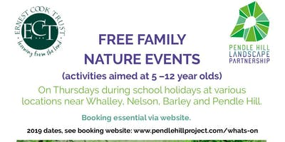 Free Family Nature Events - Den Building @Victoria Park