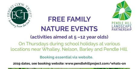 Free Family Nature Events - Natural Art @Victoria Park tickets