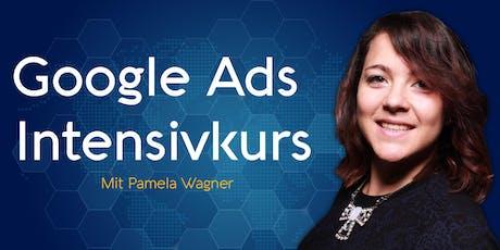 Google Ads Intensivkurs Für Fortgeschrittene [Wien Nov/Dez 2019] Tickets