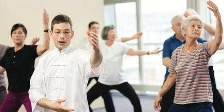 Tai Chi Taster Session for Adults  tickets