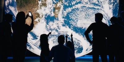 The Cabot Institute Presents: Luke Jerram's Earth GAIA