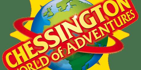 Trip to Chessington World of Adventures Resort! tickets