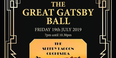 The Great Gatsby Fair - THE GREAT GATSBY BALL tickets