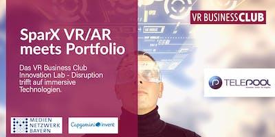 Kick-off Event SparX VR/AR meets Portfolio