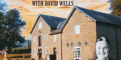 David Wells Past Life Regression Paranormal Weekend- Shropshire- £159 P/P