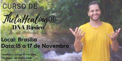 Curso ThetaHealing Dna Básico- 15 a 17 de Novembro 2019