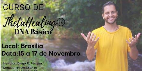 Curso ThetaHealing Dna Básico- 15 a 17 de Novembro 2019 ingressos