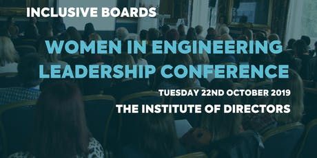 Women in Engineering Leadership Conference tickets