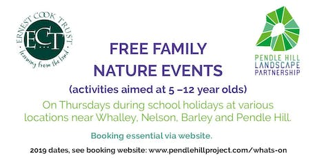 Free Family Nature Events - Den Building @Spring Wood tickets