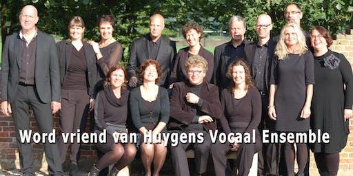 Vrienden van Huygens Vocaal Ensemble