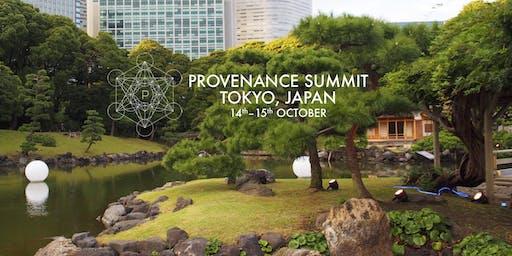 Provenance Summit Tokyo - Blockchain Product Development