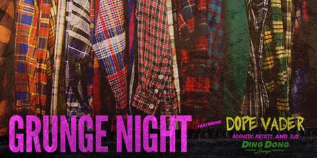 Grunge Night tickets