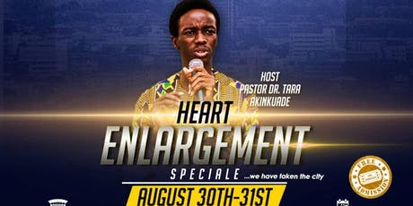 Heart Enlargement Speciale tickets