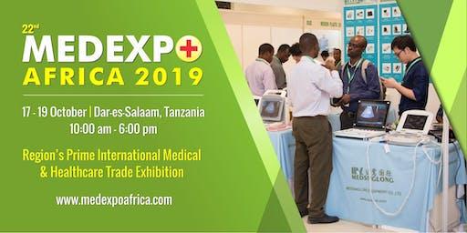 22nd Medexpo Tanzania 2019