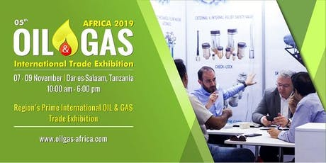 05th Oil and Gas Tanzania 2019 tickets