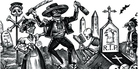 (20/50 Left) Day of the Dead Cocktail Cruise - 1pm: The Liquorists #Tequila tickets