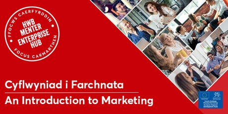 Cyflwyniad i Farchnata | An Introduction to Marketing tickets