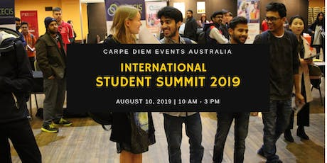 International Student Summit 2019 tickets
