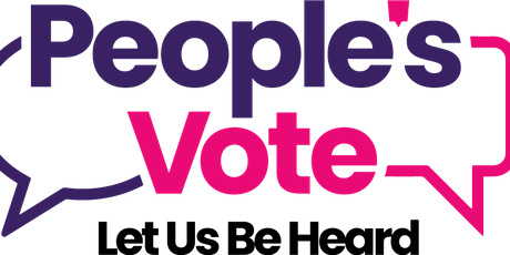 October 2019 Peoples Vote March tickets