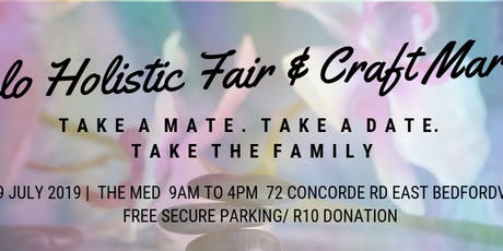 Halo Holistic Fair and Craft Market tickets